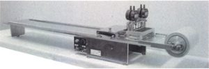 Doctor blade type sheet forming equipment
