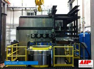 production Hot Isostatic Press Systems