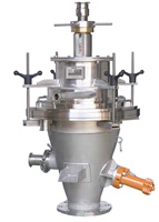 【Dry type dispersion separator】 High precision dispersion separator【UFC】