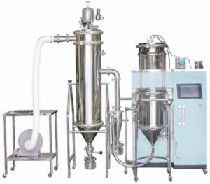 Micro particles spray granulating equipment Micro mist spray dryer(MMSD)