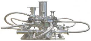 喷射气流方式粉碎分级设备
